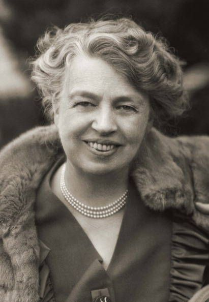 "Eleanor Roosevelt played a really important role in making sure minorities were treated more fairly in our military. Read ""No Ordinary Time"" if you get the chance!"