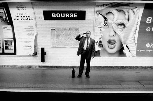 metro, parijs