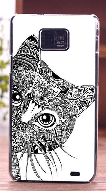 Для Samsung Galaxy S2 i9100 чехол жесткий пластмассовый корпус мобильного телефона крышка случая DIY Цвет Paitn сотовый телефон сумка Shell Free Shipping