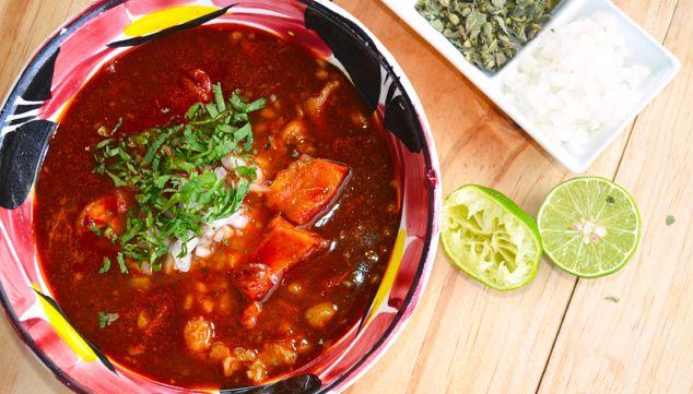 MENUDO   Chef Oropeza