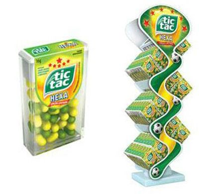 #WorldCup - Tic Tac #packaging PD