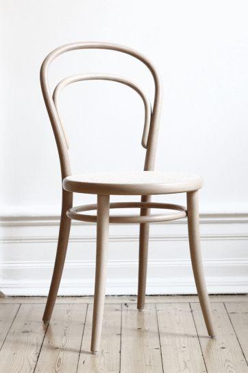 1400kr Chair No 14 Natural | Artilleriet | Inredning Göteborg