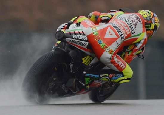 Wallpaper Valentino Rossi, MotoGP Sepang 2012