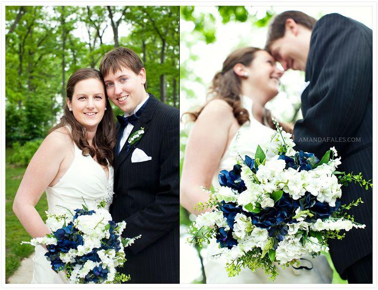Blue Flowers Wedding Ideas Pinterest Wedding