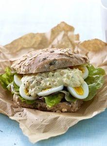 Lag fristende påskefrokost til deg selv, familie og venner. Våre beste oppskrifter på brødmat og smoothie.