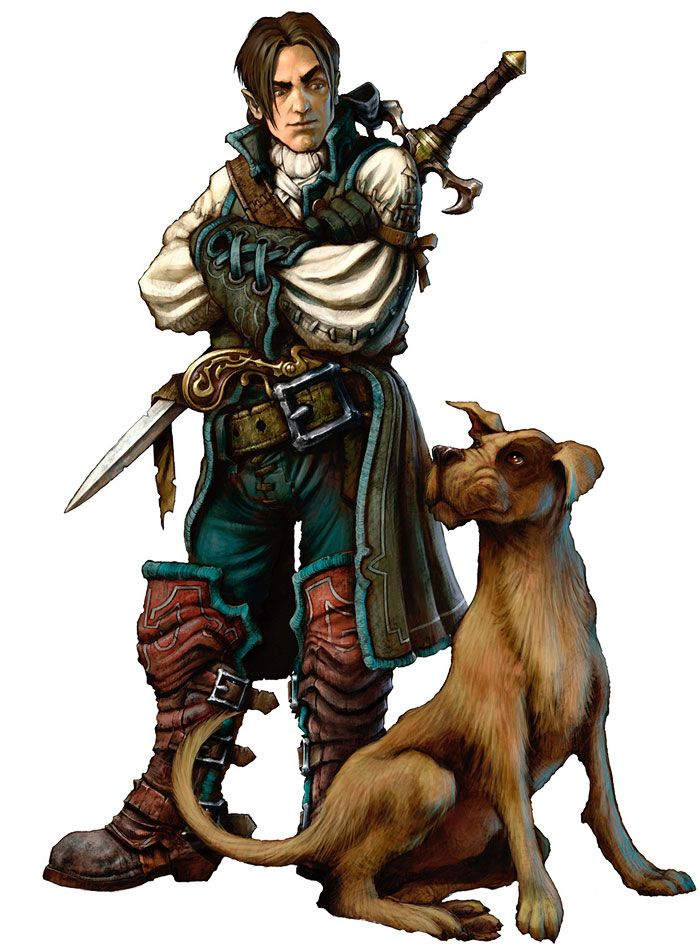 Fable 2 - Hero & Dog