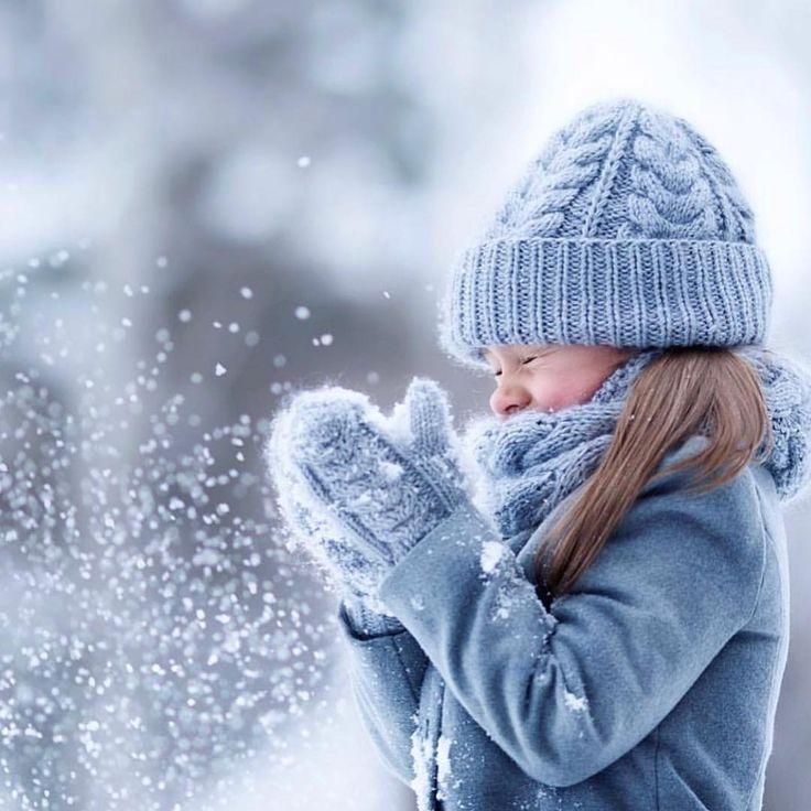 картинки счастье снег что