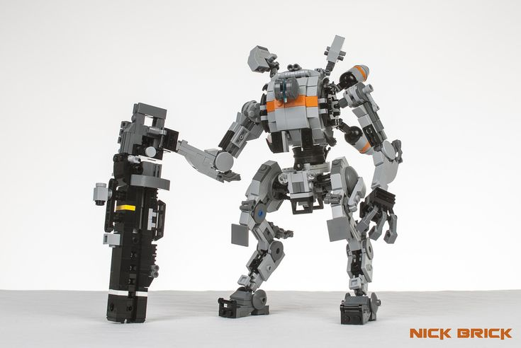 """""""Northstar Titan - Titanfall 2"""" by Nick Brick: Pimped from Flickr"""