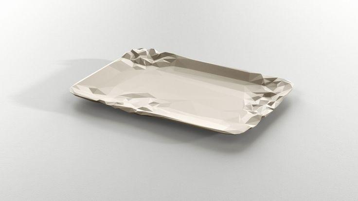 Bradley -  Lak Collection #carvings #Cristalplant #travel #tray #design #interior #lacquer