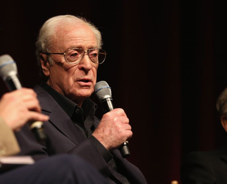 Michael Caine Changes Name from Maurice Micklewhite