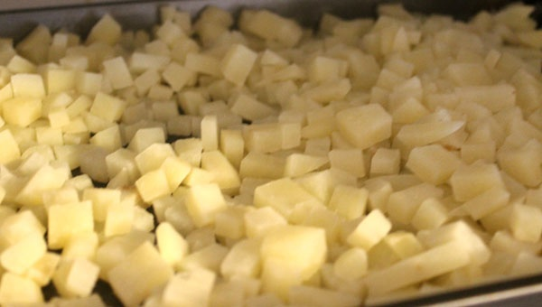 descriptive essay on baked potatoes Not the stereotypical grandmother essay - the stereotypical grandmother is a sweet old woman, always carrying a plate of fresh baked cookies, who lives just over the river and through the woods.