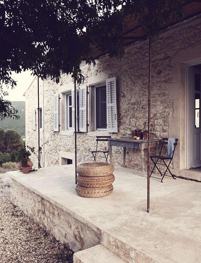 Villa Kalos on the Greek Island of Ithaca | photo robbert koene