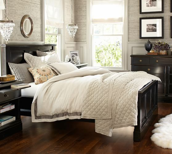 1888 best images about home decor bedrooms on pinterest - Pottery barn master bedroom ideas ...