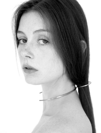 Evelie Mouila | Hair and Neck piece