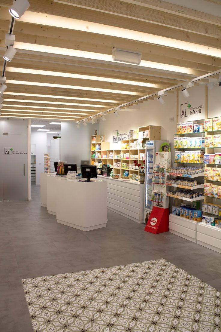 Store by riis retail aarhus denmark 187 retail design blog - Drug Store Design Mrs Shopfitter Retail