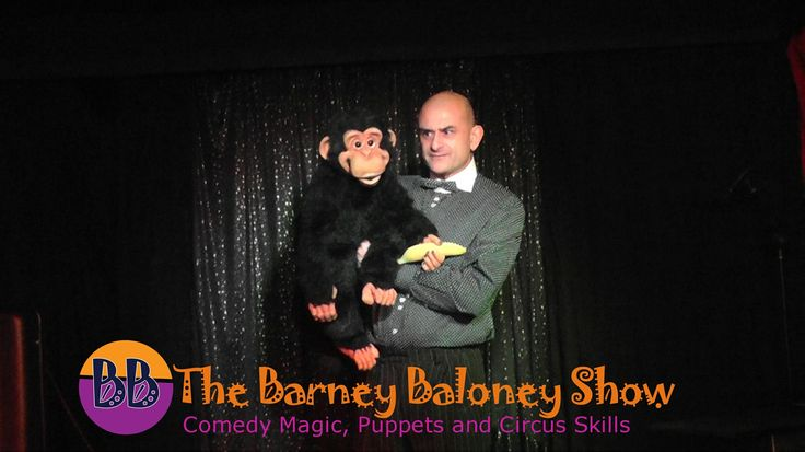 The Barney Baloney Show