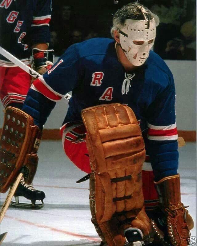 Ed Giacomin - New York Rangers
