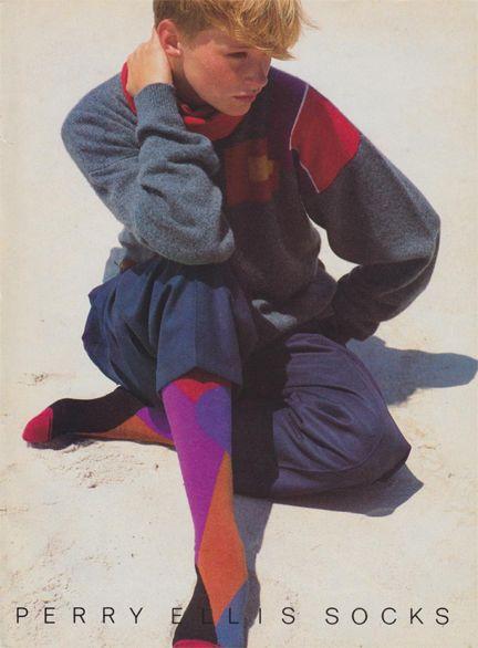 Perry Ellis 1984