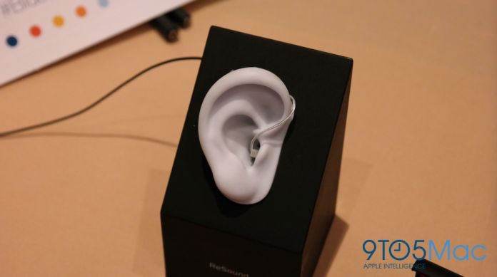 CES 2014: First look at Resound LiNX, the world's first MFi Bluetooth LE hearing aid launching this quarter