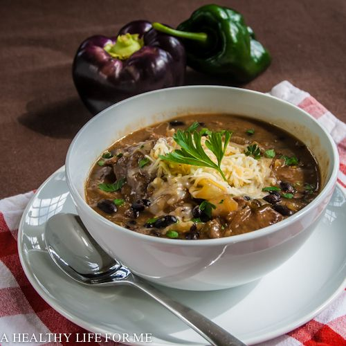 Brazilian Beef Stew - a short and simple recipe. Has an interesting combo of coffee and wine in the broth.