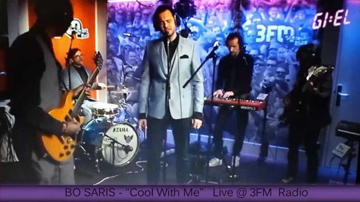 """BO SARIS - """"Cool With Me""""  April 29, 2014"""