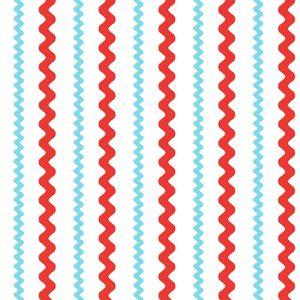 Ric Rac Rabbits - Ric Rac from Warp & Weft   Exquisite Textiles