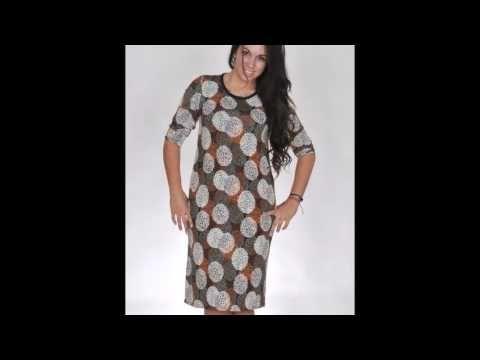 Ρούχα μεγάλα μεγέθη για παχουλές