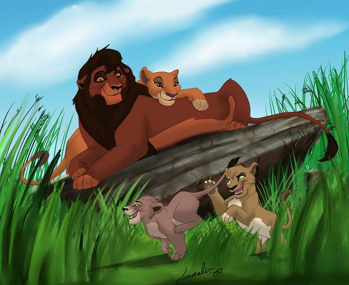 Kiara's family <3