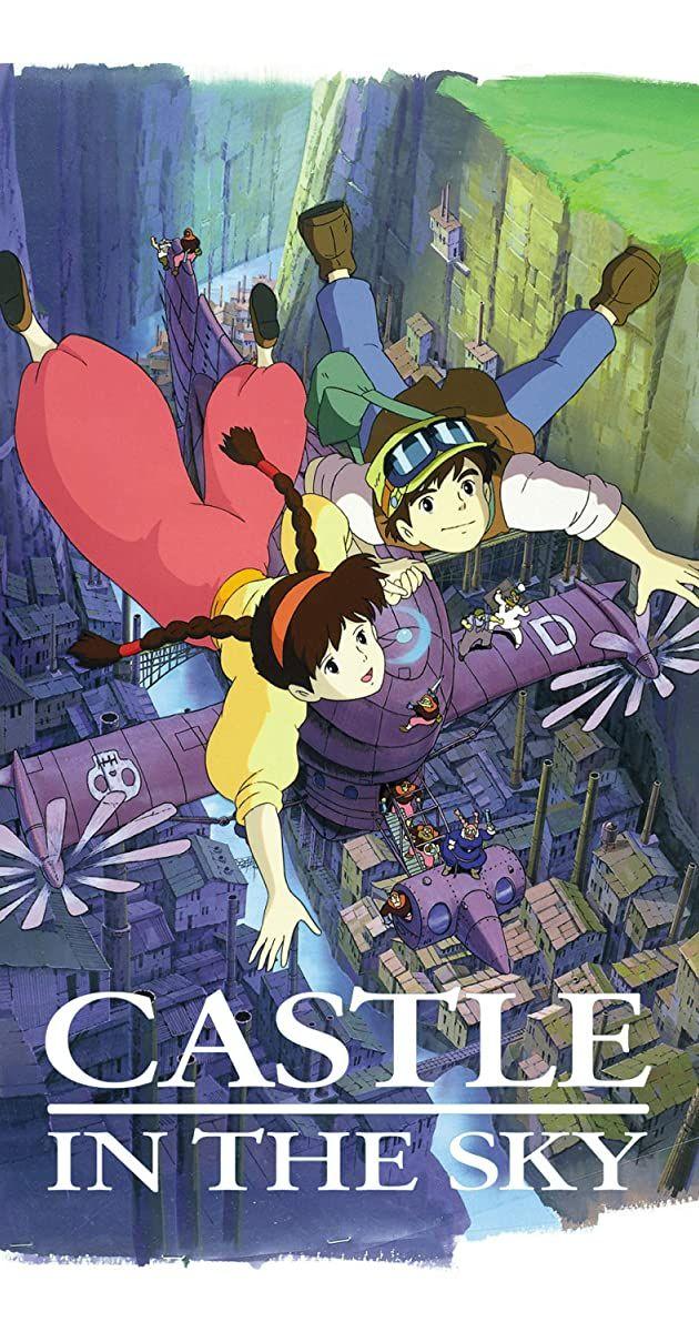 Castle in the Sky (1986) IMDb in 2020 Castle in the