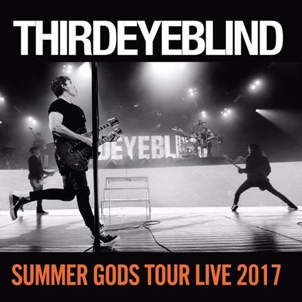 Third Eye Blind - Summer Gods Tour Live Vinyl 2LP March 16 2018 Pre-order