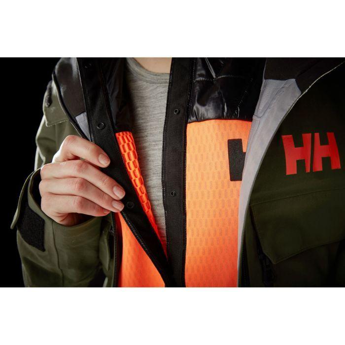 W Maroi Shell Jacket Shell Jacket Jackets Bomber Jacket