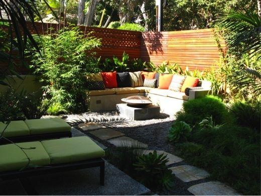 Garden seating for the garden pinterest gardens for Small patio seating ideas