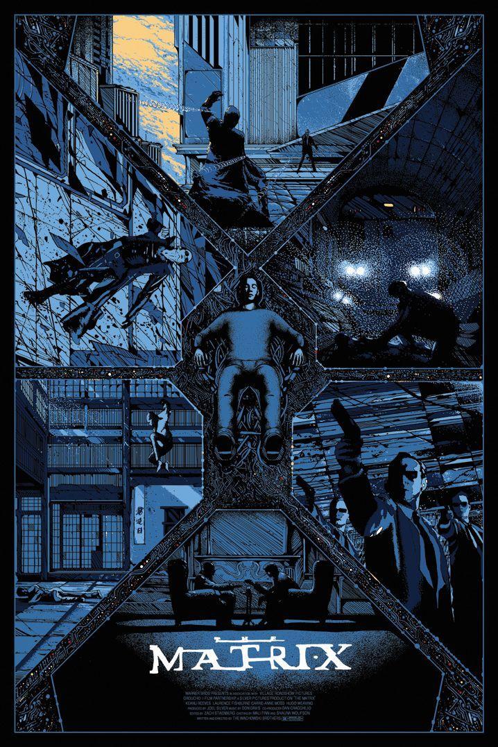 The Matrix by Killian Eng