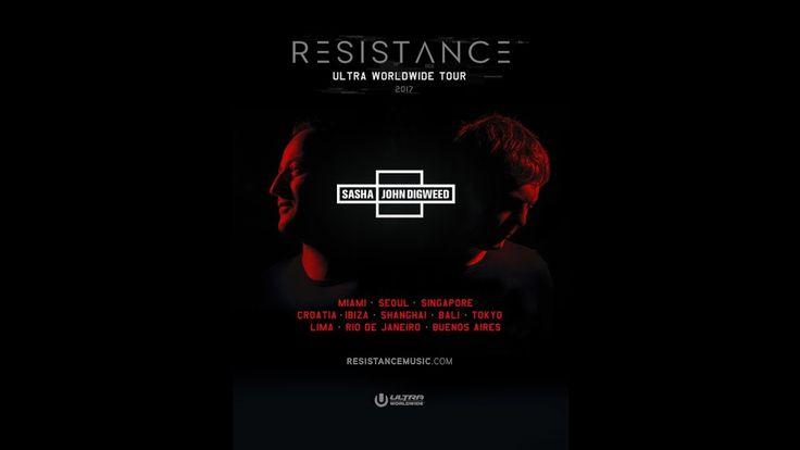 Sasha & John Digweed @ Resistance Singapore - 10.6.2017