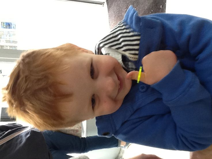 Lovley Little Leeming with his Le Tour ring