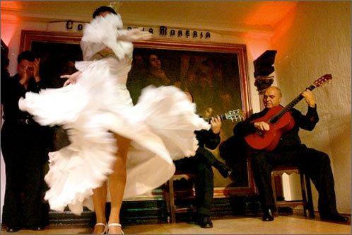 Corral de la Moreria - best Flamenco dancing in Madrid!