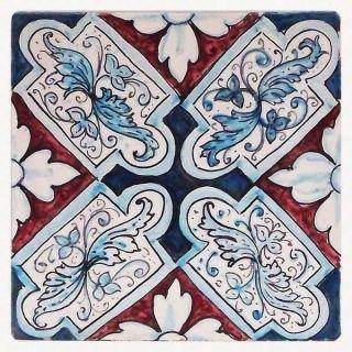 Sicilian tile from thatsarte.com