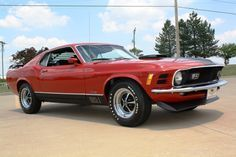 1970 Ford Mustang Mach 1 | Classic Muscle Mustangs | Classic muscle cars