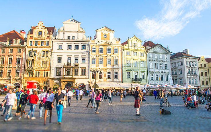 Prag Gezilecek Noktalar