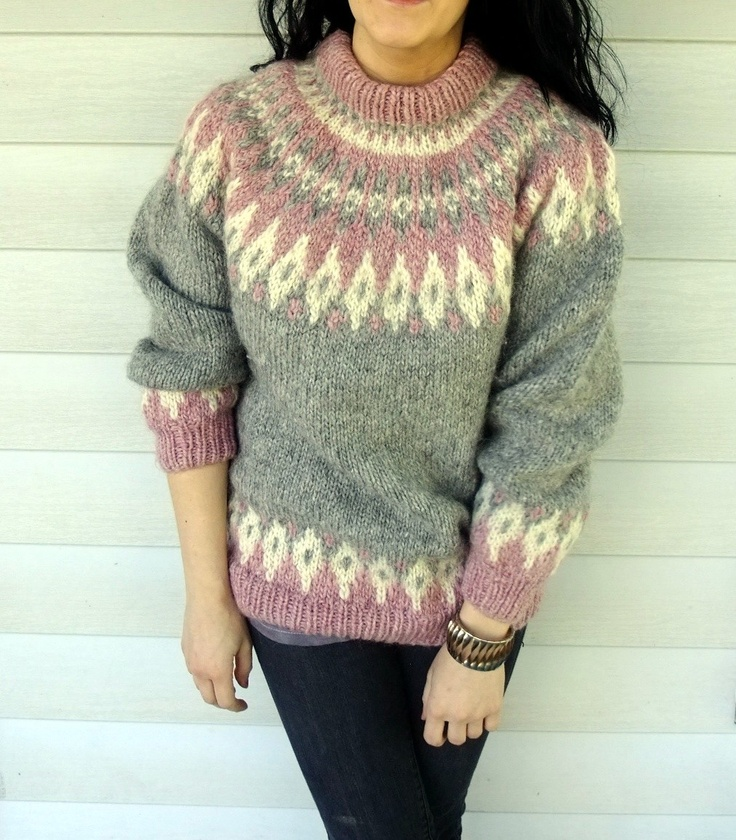 284 best fair isle for fun images on Pinterest | Knit patterns ...