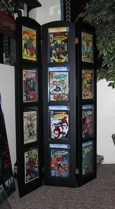 37 best superhero room images on pinterest pretty much exactly what ive wanted to display my comics if it wasn solutioingenieria Images