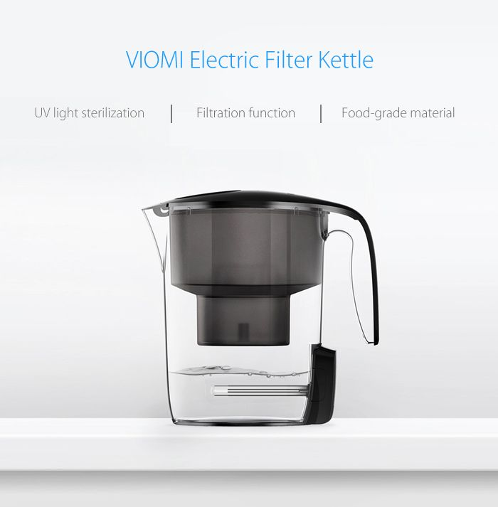 <b>VIOMI</b> MH1Z - A 3.5L Electric Filter Kettle | Home and Kitchen | Kettle ...