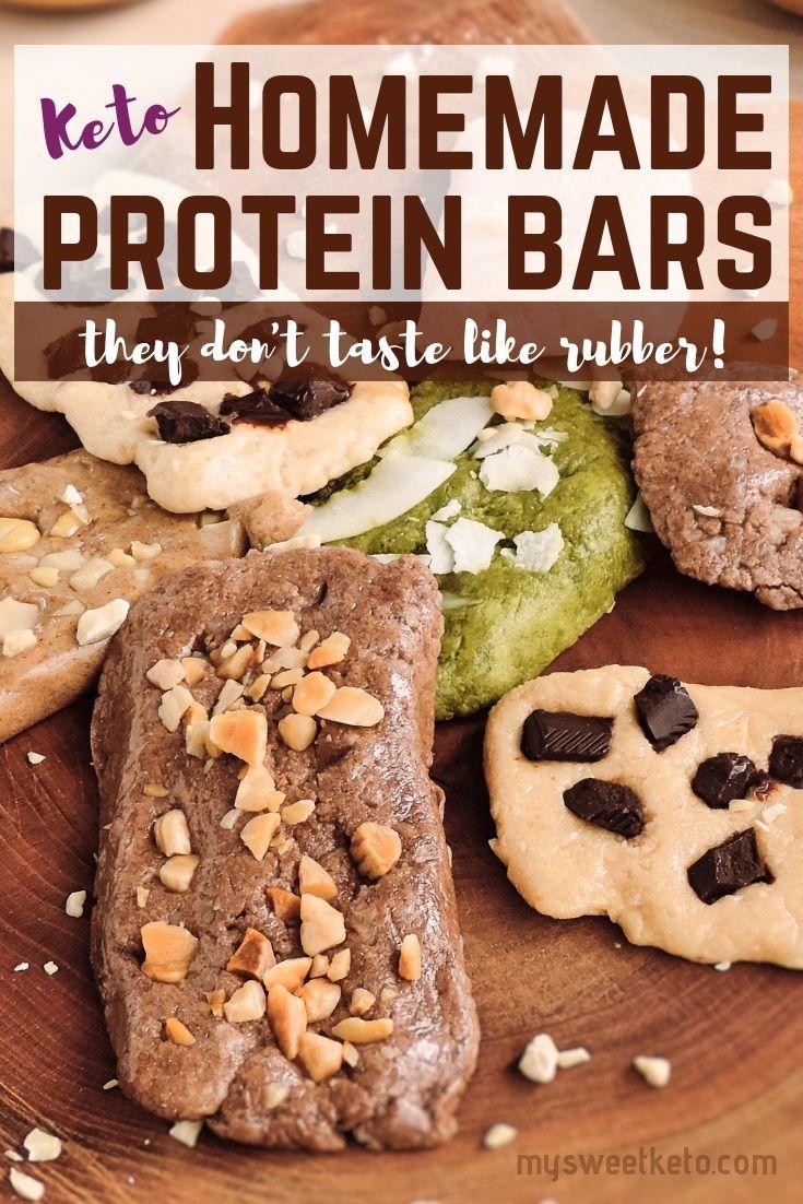 Homemade Protein Bars Homemade Quest Bars Recipe Homemade