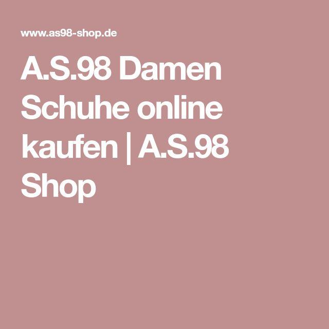 A.S.98 Damen Schuhe online kaufen   A.S.98 Shop