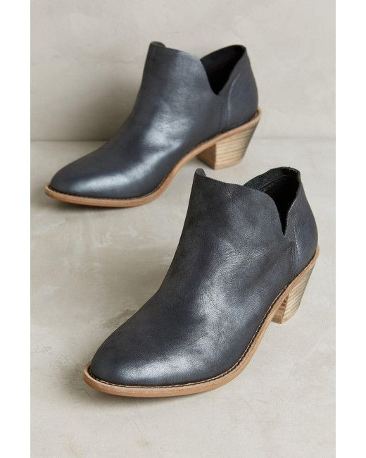 Kelsi Dagger Brooklyn Black Kenmare Ankle Booties