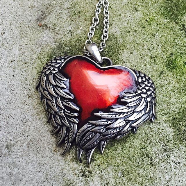 Do You Keep Your Heard Guarded? http://www.inkedshop.com/guarded-heart-necklace-controse-slvr.html