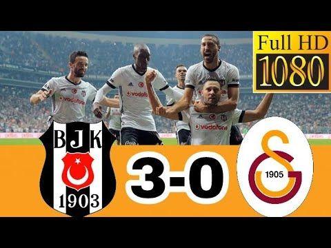 Silinmeden İzle! Beşiktaş 3-0 Galatasaray Maç Özeti HD   Kanal Harman - Kanal Harman