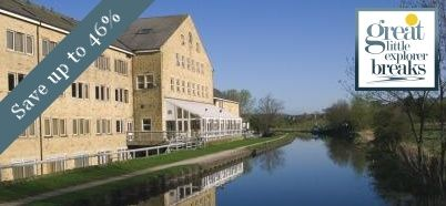 Exclusive North Yorkshire escape w/FREE room upgrade + 3 course dinner! Click here http://www.greatlittlebreaks.com/hotels/skipton-rendezvous-classic-british-hotel/boardtype/7690/nights/2?label=social
