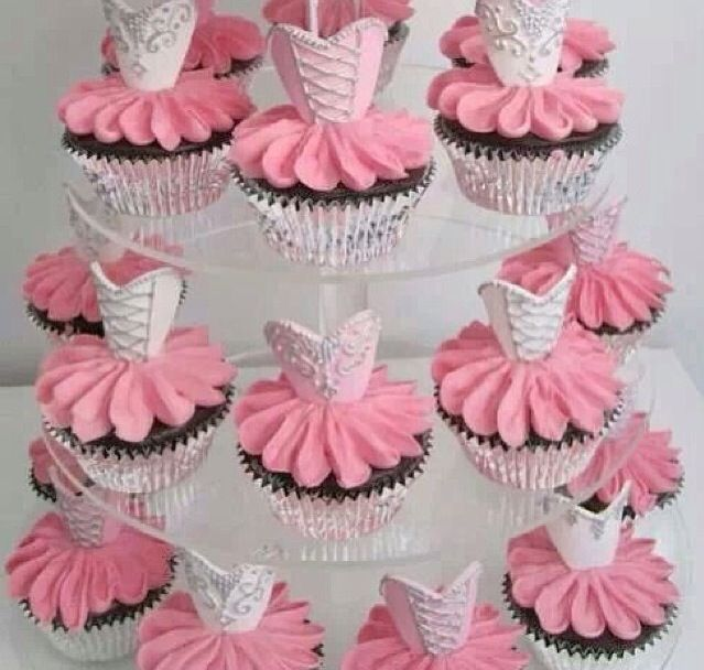 It's Ballerina Party time!