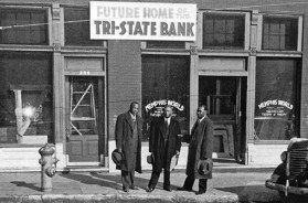 Image result for black on banks